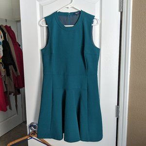 Great weight green Madewell dress